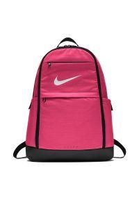 Plecak Nike Brasilia BA5892-699. Wzór: paski