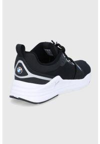 Puma - Buty Wired Run. Nosek buta: okrągły. Zapięcie: sznurówki. Kolor: czarny. Sport: bieganie
