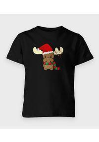 MegaKoszulki - Koszulka dziecięca Reindeer. Materiał: bawełna