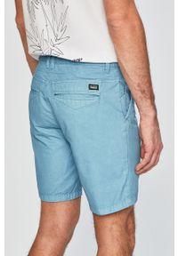 Niebieskie szorty Blend casualowe, na co dzień #4