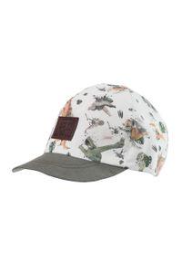 Zielona czapka z daszkiem Jamiks