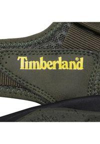 Zielone sandały Timberland
