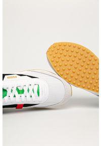Puma - Buty Future Rider. Nosek buta: okrągły. Zapięcie: sznurówki. Materiał: guma