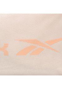Saszetka nerka Reebok - Te Waistbag GM6023 Cerpnk. Kolor: pomarańczowy. Materiał: materiał