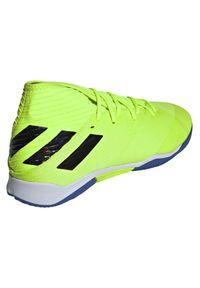 Adidas - Buty halowe adidas Nemeziz 19.3 IN FV3995. Zapięcie: zamek. Materiał: mesh, materiał, syntetyk. Szerokość cholewki: normalna