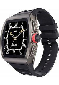 Smartwatch Bakeeley M1 Czarny (3155-uniw). Rodzaj zegarka: smartwatch. Kolor: czarny