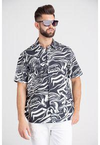 Koszula Just Cavalli na lato, na co dzień, casualowa