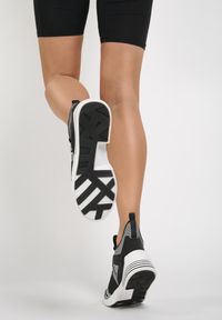 Renee - Szaro-Czarne Sneakersy Kendall + Kylie Streetwear. Kolor: szary