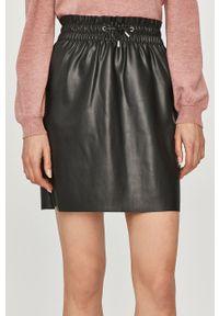 Vero Moda - Spódnica. Kolor: czarny
