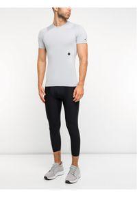 Under Armour T-Shirt UA Rush 1327644 Szary Slim Fit. Kolor: szary