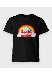 MegaKoszulki - Koszulka dziecięca Death Metal. Materiał: bawełna