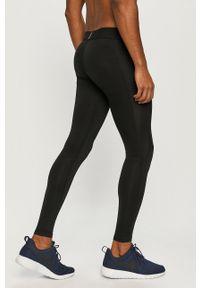Czarne legginsy sportowe Nike Dri-Fit (Nike), gładkie