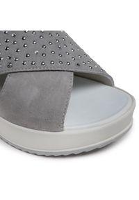 Szare sandały Imac