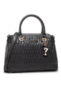 Czarna torebka klasyczna Guess