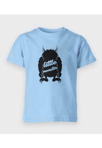 MegaKoszulki - Koszulka dziecięca Little monster. Materiał: bawełna