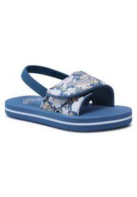 Niebieskie sandały Roxy