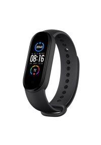 Czarny zegarek Xiaomi cyfrowy, sportowy #4
