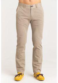 JOOP! Jeans - SPODNIE MATTHEW Modern Fit Joop! Jeans. Materiał: bawełna, len. Wzór: aplikacja