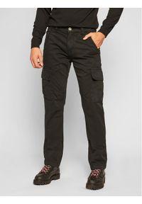 Czarne spodnie Alpha Industries