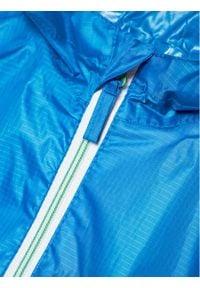 Playshoes Kurtka przeciwdeszczowa 408700 D Niebieski Regular Fit. Kolor: niebieski