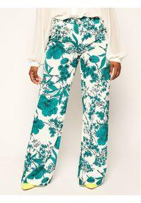 Białe spodnie Persona by Marina Rinaldi