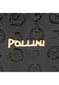 Czarna torebka Pollini