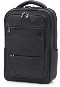 "HP Inc. Executive Backpack 15.6"". Materiał: materiał. Styl: elegancki"
