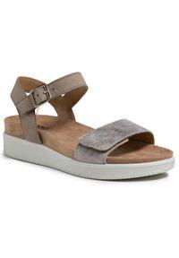 Beżowe sandały Imac