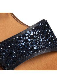 Niebieskie sandały Froddo casualowe, na co dzień, z aplikacjami, na lato