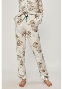 Biała piżama Answear Lab długa