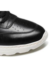 Clarks Sneakersy Sprint Lite Lace 261583417 Czarny. Kolor: czarny. Sport: bieganie
