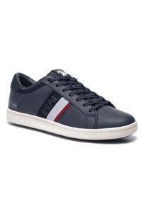 Niebieskie sneakersy U.S. Polo Assn