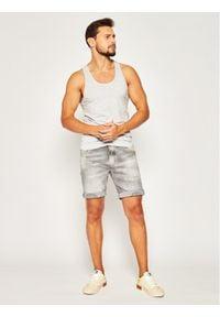Dsquared2 Underwear Tank top D9D203050 Szary Slim Fit. Kolor: szary
