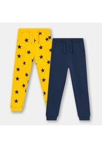 Żółte jeansy Sinsay