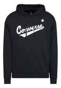 Converse Bluza 10017675-A06 Czarny Regular Fit. Kolor: czarny
