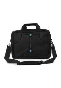 Czarna torba na laptopa Accura