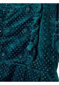 Zielona sukienka wizytowa Mayoral