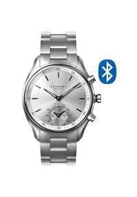 Kronaby Połączony wodoodporny zegarek A1000-0715 szekli. Styl: retro