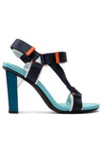 Niebieskie sandały United Nude