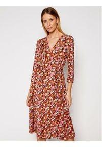 Weekend Max Mara Sukienka codzienna Ramo 56210817 Kolorowy Regular Fit. Okazja: na co dzień. Wzór: kolorowy. Typ sukienki: proste. Styl: casual