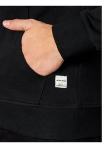 Jack & Jones - Jack&Jones Bluza Basic 12181901 Czarny Regular Fit. Kolor: czarny