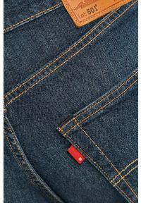 Levi's® - Levi's - Szorty jeansowe. Okazja: na co dzień, na spotkanie biznesowe. Kolor: niebieski. Materiał: jeans. Styl: biznesowy, casual