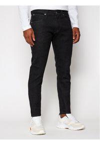 Edwin Jeansy Slim Fit Japanese I027228 8902 Czarny Slim Fit. Kolor: czarny