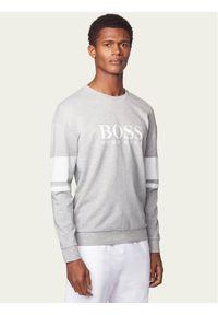 Szara bluza BOSS