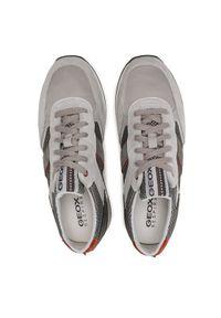 Geox Sneakersy U Fidenza D U15BND 02214 C9370 Szary. Kolor: szary