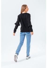 Hype - Bluza RUFFLE. Okazja: na co dzień. Kolor: czarny. Materiał: dzianina. Długość rękawa: długi rękaw. Długość: długie. Styl: casual