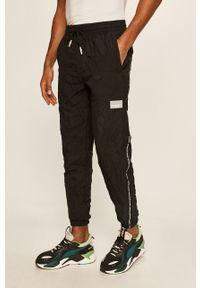 Czarne spodnie dresowe Puma