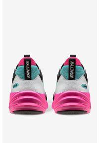 Wielokolorowe buty sportowe ARKK Copenhagen na sznurówki, na średnim obcasie, na obcasie