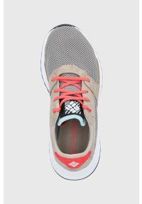 columbia - Columbia - Buty Wildone Generation. Nosek buta: okrągły. Zapięcie: sznurówki. Kolor: beżowy. Materiał: guma