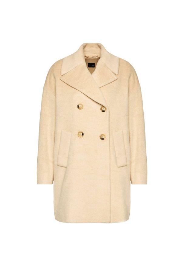 Beżowy płaszcz Pennyblack